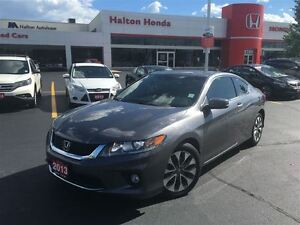 2013 Honda Accord EX-L | ALLOYS | LEATHER | NAVI