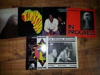COLLECTOR SEEKS SOUL,FUNK,REGGAE,JAZZ.
