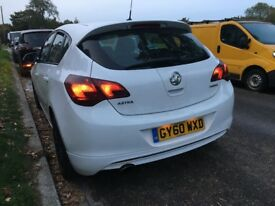 2010 Vauxhall Astra 1.4 Turbo Exclusiv 5DR FOR SALE!!