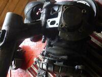 Vespa 50 special engine, 4 speed gearbox