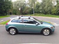 2009 VOLVO C30 DIESEL COUPE S DRIVe , 1 OWNER CAR, FSH, ROOF BARS, 70++MPG,