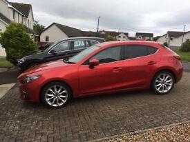 2014 Mazda 3 Sport Nav