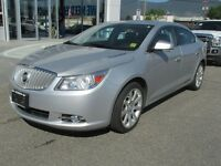 2011 Buick LaCrosse CXS - LOCAL 1-OWNER TRADE!!