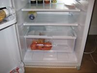 Fridge Hotpoint Builtin Intigrated, only 7 months old. Model HS1622.