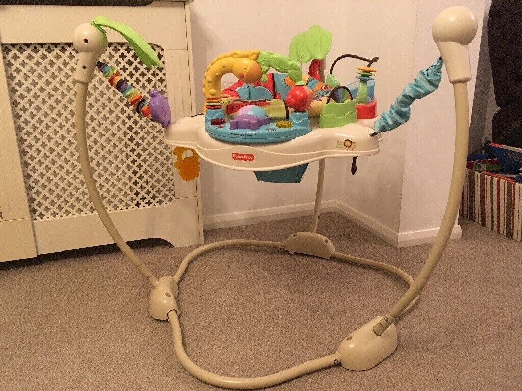 a9c0c794c007 Fisher Price Jumperoo - Luv u Zoo - excellent condition - £40