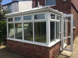 Conservatory for sale (Needs to be dismantled and collected)