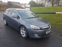 Vauxhall Astra 1.7 CDTi 16v SRi 5dr 12 MONTHS MOT, SERVICE HISTORY