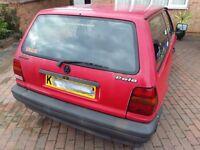 MK2 VW POLO BREADVAN Ratlook