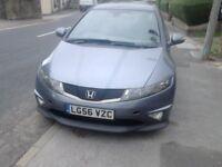 Honda Civic 2.2 I CDTI Spares or Repairs