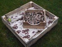 Dog Bed/Basket/Crate & Cat Bed/Basket