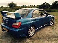 Subaru WRX STI replica