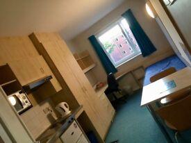 Clean & Quiet Single Studio Room at Broadgate Park in this Summer