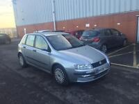2006 Fiat Stilo 1,4 litre 5dr 1 owner