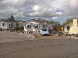 Bungalow -Residential Park Home - New to Market -Willow Wood Park, West Lothian