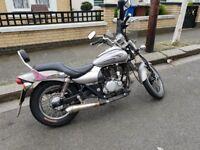 Kawasaki BN 125