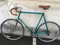 Vintage Retro Dawes Road Bike. Reynolds 531 frame, 25""