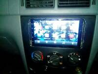 Car Sat Nav Double Din Android