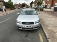 2004 Audi A3 2.0 diesel 6 speed 7 months mot and very very good condition any test