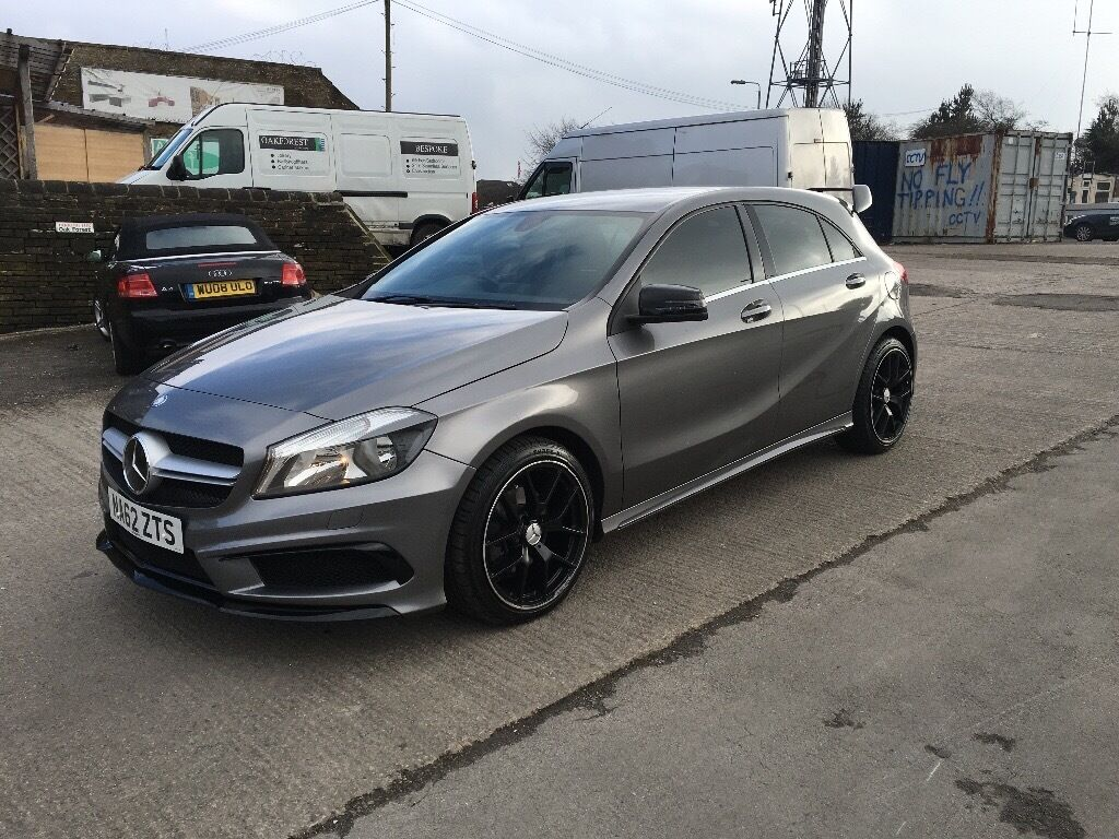 Mercedes A180/ A45 AMG replica QUICK SALE | in Thornton, West ...