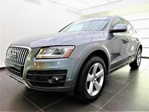 2015 Audi Q5 Ens Off-Road Technik S-Line, Nav