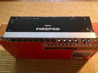 Presonus F10 Firepod FireWire Audio Interface NEAR MINT