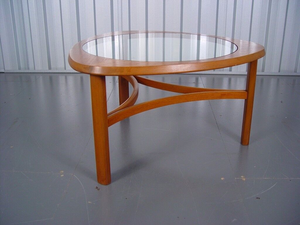 Retro Coffee Table Vintage Mid Century Furniture