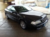 *LOVELY METALLIC GUN METAL GREY VOLVO C70 T VERY RELIABLE