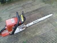 "STIHL MS 029 20"" PETROL CHAINSAW"