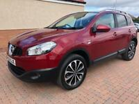 60reg Nissan QASHQAI 1.5 dci 110 6 Speed manual t/belt change special edition N-TEC