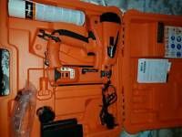 Paslode im50 lithium ion finishing nail gun