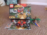Lego 76079 Marvel Super ravager attack guardians of the galaxy vol 2