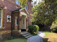 Stunning Period Flat to Rent on Linnet Lane, Aigburth