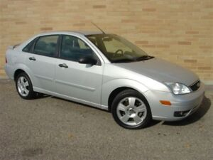 2007 Ford Focus SE. WOW!! Only 142000 Km! Automatic! Loaded!