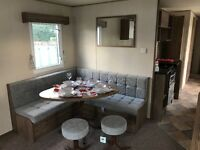 3 Bedroom Deluxe Caravan for hire at Haven, Marton Mere Holiday Park, Blackpool