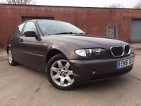 BMW 3 SERIES 1.9 316i SE 4dr AUTO+FSH+LOW MILES+SENSORS RING NOW FOR MORE INFO 07735447270