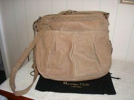Massimo Dutti cross shoulder bag