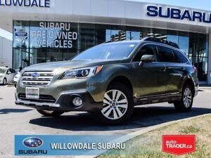 2016 Subaru Outback 2.5i Touring | BLIND SPOT ASSIST | POWER LIF