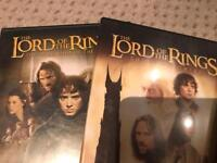 Hobbit DVD's