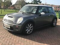 2004/53 Mini Cooper S 1.6 Supercharged Xenons 2 Keys Px Swap