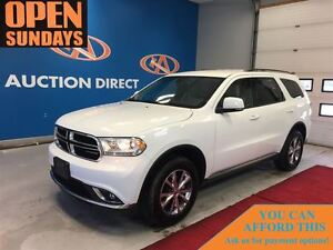 2016 Dodge Durango LIMITED! 3 ROW SEATING! LEATHER!