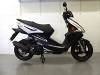 TGB R125X 125CC LEARNER LEGAL SPORTS SCOOTER, AS NEW, ONE YEAR WARRANTY