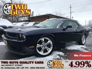 2013 Dodge Challenger R/T CLASSIC LEATHER ROOF 5.7L HEMI