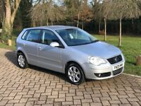 VW POLO 1.4 AUTO MATCH, 2009, 5 DOOR, FACELIFT, LOW MILEAGE, GREAT CAR