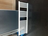 White towel radiator good condition £15