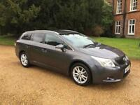 TOYOTA AVENSIS TR D4D DIESEL ESTATE, PART EXCHANGE MOST WELCOME WITH ANY CAR