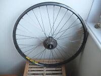 Retro Mountain Bike Wheels..... Mavic 501 hubs / Mavic rims