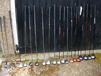 Golf Clubs - Metal Woods