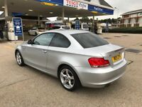 Bmw 118d Sport Coupe 1 Series 2011