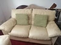 2 seater sofa good condition