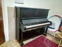 Antique Piano tuned